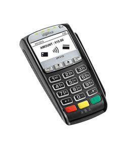 Ingenico iPP350 Payment Terminal - Includes Contactless