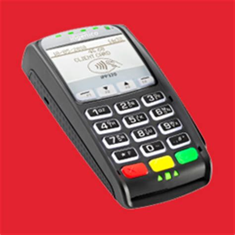 Ingenico iPP 320 - Preferred Payments